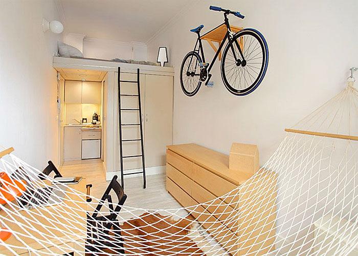 200 sq ft studio design ideas