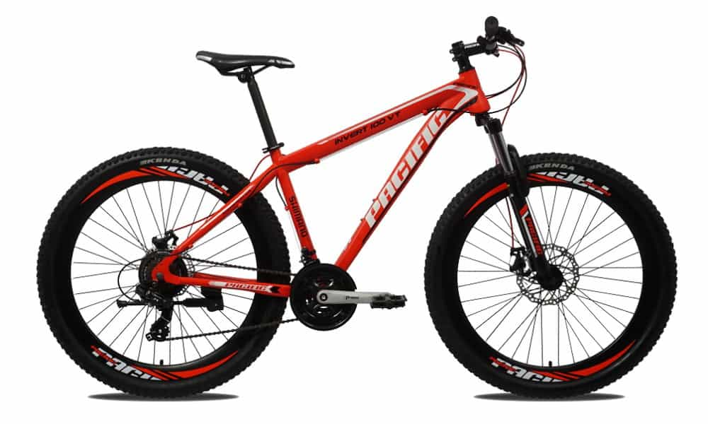 Pacific Bike Invert 100 VT